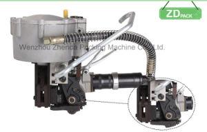 Acero neumática Máquina por 1-1/4 de los flejes de acero (KZ-32)
