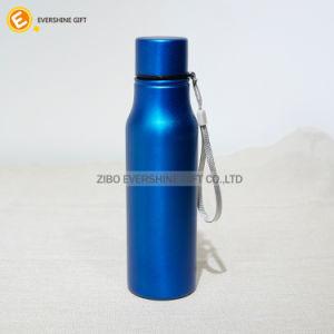 Frasco de vacío de acero inoxidable 304 Deportes termo botella