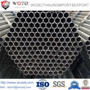 Ricottura nera laminata a freddo rettangolare/tubo d'acciaio del quadrato/tubi/sezione vuota al prezzo più basso