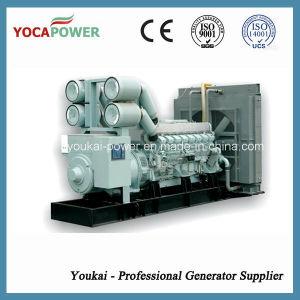 Motor Mitsubishi 1500kw/1875kVA gerador de energia definido