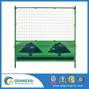 Welded Wire Mesh Greenの道Traffic Temporary Fence Panel