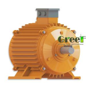 Низкие обороты 3переменного тока генератора постоянного магнита для ветровой турбины