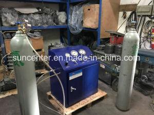 Suncenter 200 bares de presión neumática del sistema de bomba de cebado de oxígeno