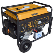 Honda générateur à essence 2kw~10kw puissant générateur électrique de l'essence