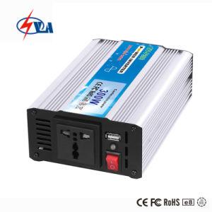 300 W Onda senoidal pura 12 voltios DC a 220 Voltios AC Inversor de potencia