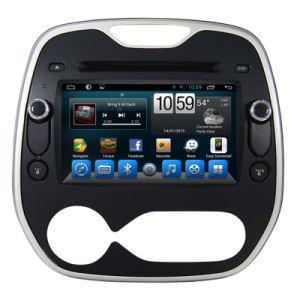 Sistema del Android di Renault Captur della ricevente di percorso di GPS dell'automobile di memoria del quadrato