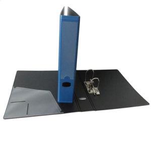 금속 클립을%s 가진 인쇄된 종이 또는 박판으로 만들고/돋을새김된 레버 아치 파일