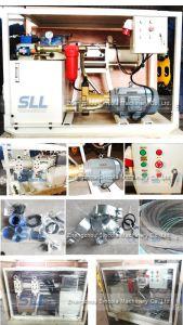 La cimentation de la pompe électrique/pompe à injection de lisier