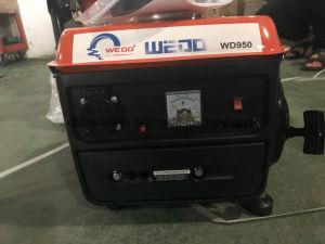 950W 63cc a gasolina a complacência do Conjunto de Geradores Iniciar Wd950