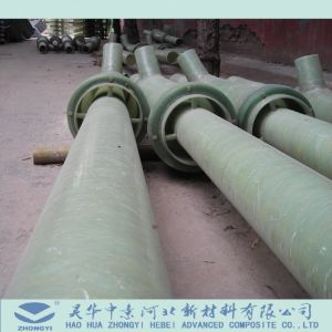 De Pijp van het fiberglas voor Industrie