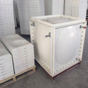 Reservatório de água do SMC Painel GRP montar o tanque de água