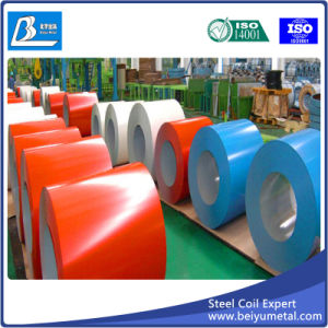 Lamiera di acciaio laminata a freddo bobina d'acciaio preverniciata