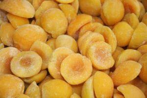 Высшее качество IQF замороженных абрикос