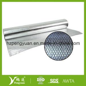 Изоляция фольги пузыря с алюминиевой фольгой и пузырем PE