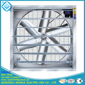 Ventilatore industriale della parete con gli otturatori