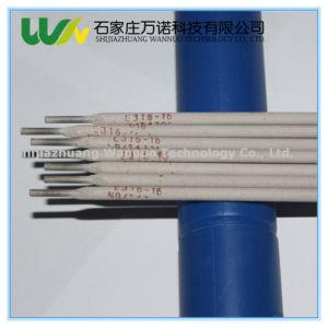De Draad van het Lassen van het Roestvrij staal van de Prijs van de Fabriek E5015 e5015-1 van de Materialen E5028 van het lassen