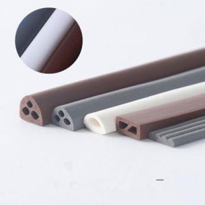알루미늄 합금 Windows를 위한 거품 갯솜 실리콘고무 밀봉 지구