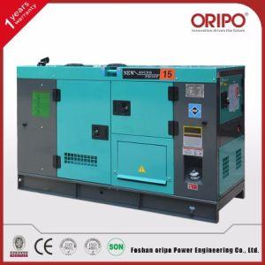 ISOおよびセリウムが付いている128kVA/102kwディーゼル発電機