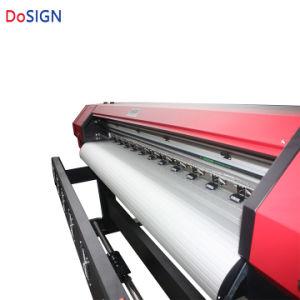 熱い販売XP600印字ヘッドが付いている強いボディ160cmデジタル屈曲の印字機