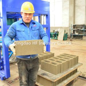 Macchinario del blocchetto del lastricatore del blocco in calcestruzzo Qt5-15