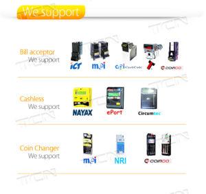 Tela de Toque WiFi quiosque de venda directa a máquina com Bill Contratante