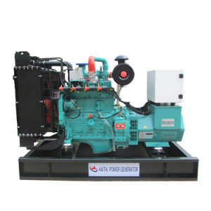 Generator-Set des Lofe-Langer Service-wassergekühltes Biogas-20kw