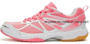 La formación calzado tenis de mesa Bádminton Zapatos para hombres y mujeres (412)