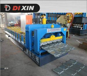 Dx machine à profiler de tuiles acier émaillée de couleur