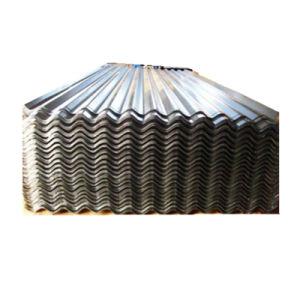 Chaud Fer Zinc de feux de croisement Cr Roofing Tailles de tôle en acier
