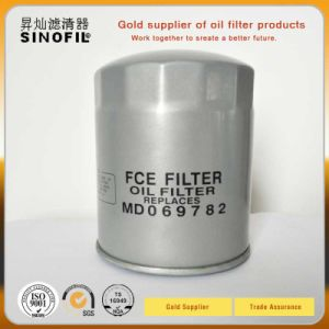 OEM No. MD069782를 위한 기름 필터