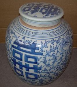 Китайский старинной размножения фарфоровые вазы