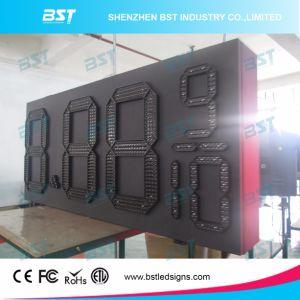 屋外の防水LEDのガス代の印のライトボックス
