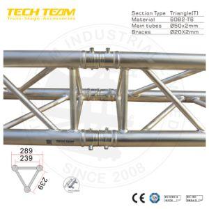 容易な屋内サポート栓のトラスは段階の照明トラスをインストールする