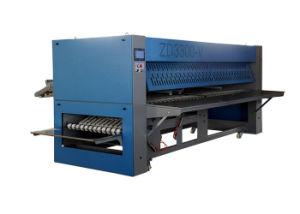 Lavandería Industrial Máquina plegable con 3 metros para Or3.3 Hotel
