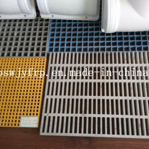 GRP из стекловолокна с литыми решетка для трап