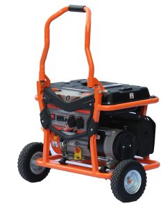 세륨 2kw/2.5kw/2.8kw를 가진 4 치기 휴대용 가솔린 또는 휘발유 발전기