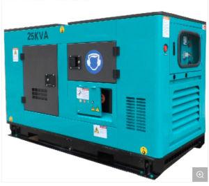 Generaotr diesel silencieux Genst de groupe électrogène de puissance électrique moteur Deutz