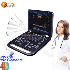 3D/4D ultra-sonografia Doppler em Cores Médicos de imagem semelhante a Mindray M9