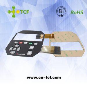 L'impression CMJN superpositions revêtus de PVC pour la fabrication de cartes en plastique