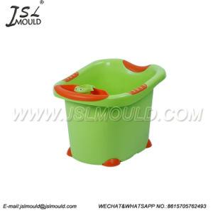 OEM de Nieuwe Vorm van de Emmer van het Bad van de Baby van het Ontwerp Plastic