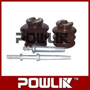 Isolador de pino para 11kv e 15 kv (P-11, PW-15)