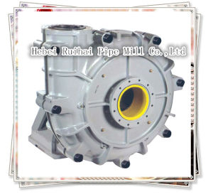 Handling Solid를 위한 모래 Pump Gravel Pump Marine Pump