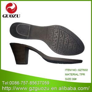 TPR d'épaisseur de la partie de chaussures à talon
