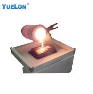 Smeltende Oven van de Inductie van de Uitsmelting van de Cyclus van de Plicht van 100% 10kg de Gouden