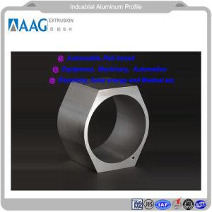 China 6063 Puerta y ventana Industrial perfiles de extrusión de aluminio