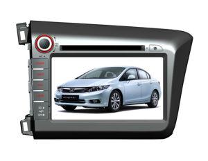 Honda (TS8766)를 위한 GPS를 가진 2 DIN 차 DVD 플레이어