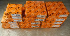Qualitäts-zylinderförmiges Rollenlager des Rollenlager-NF324c3