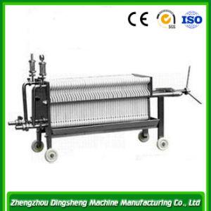 Appuyez sur filtre de la machine du Dingsheng