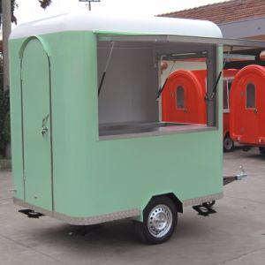 Le restaurant Le panier de nourriture Nourriture Van Van avec du gaz de l'Australie