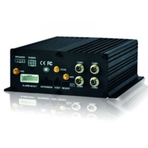 4-CH Functional HDD Mdvr